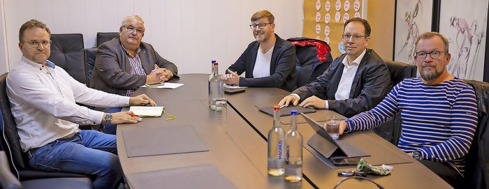 Sie kämpfen gemeinsam für die Abwahl des Timmendorfer Bürgermeisters